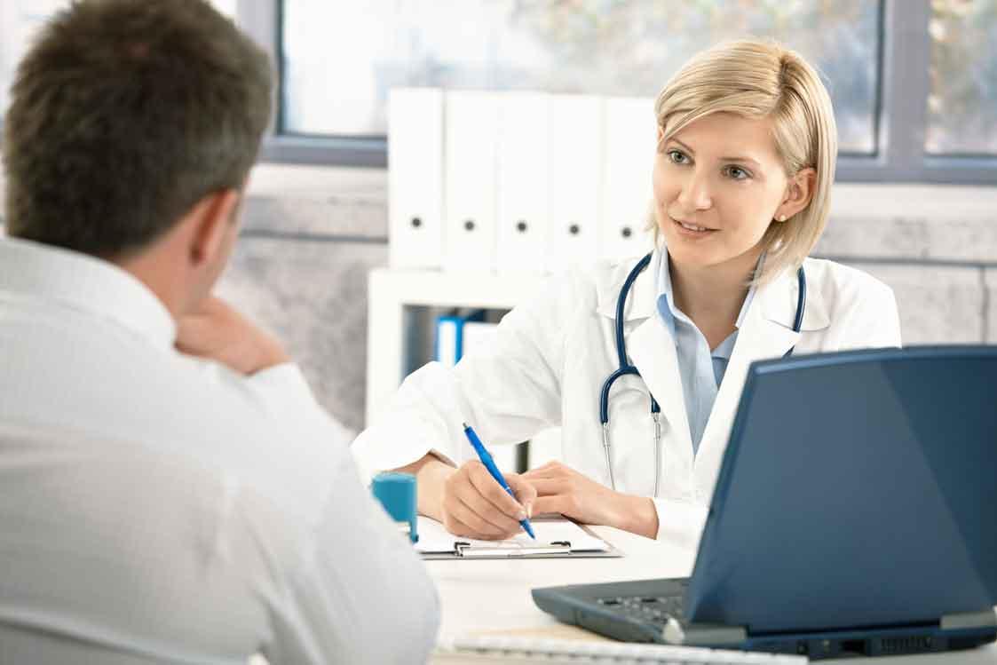 あらかじめ問われることを準備していくとお互いに負担が減ってより濃い診察が可能になります