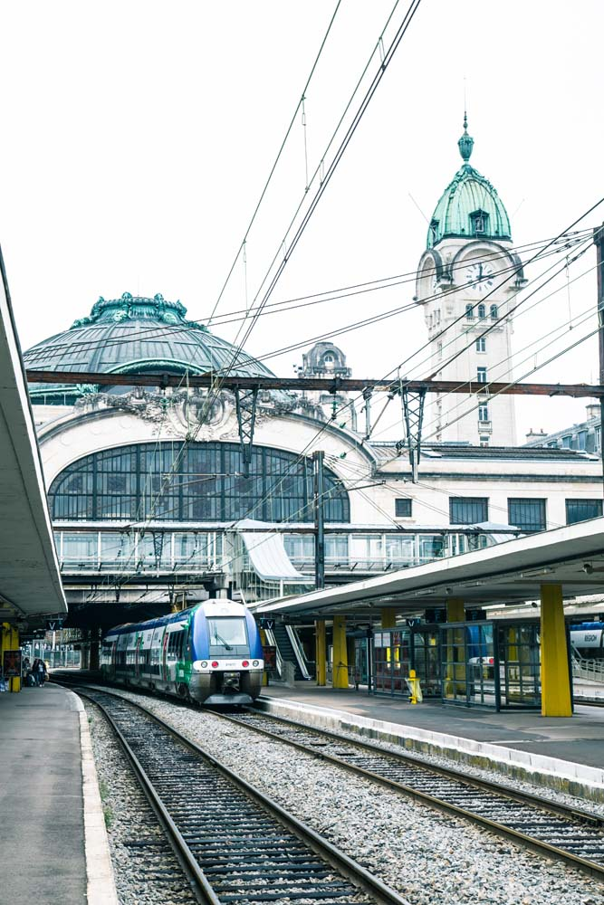 リモージュベネディクタン駅