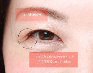 tail shadowとは