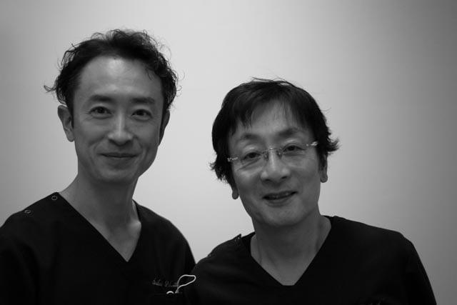 酒井形成外科の酒井先生と金沢
