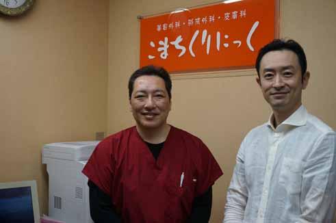 土井秀明先生