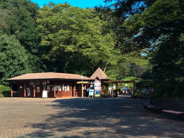 森林公園南口の写真