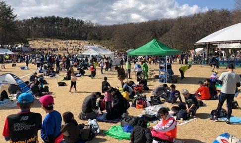 森林公園マラソン大会