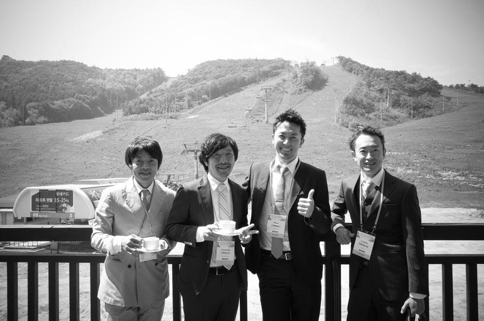 日本の形成外科医師たち