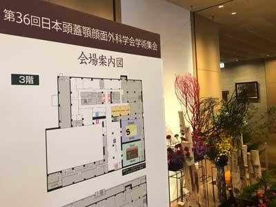 日本頭蓋顎顔面外科学会